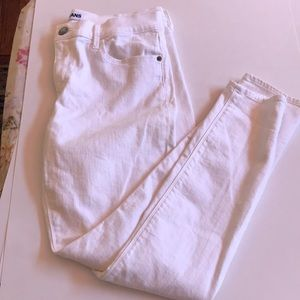 White Express Jeans